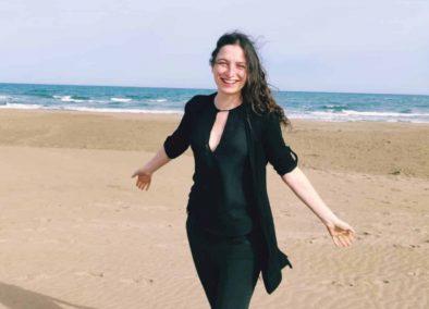Laura coaching plage
